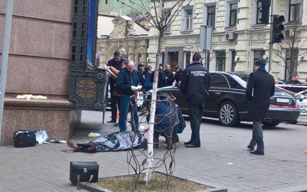 З'явилося фото пораненого кілера, який вбив екс-депутата Вороненкова
