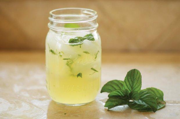 Быстрый рецепт освежающего мятного лимонада