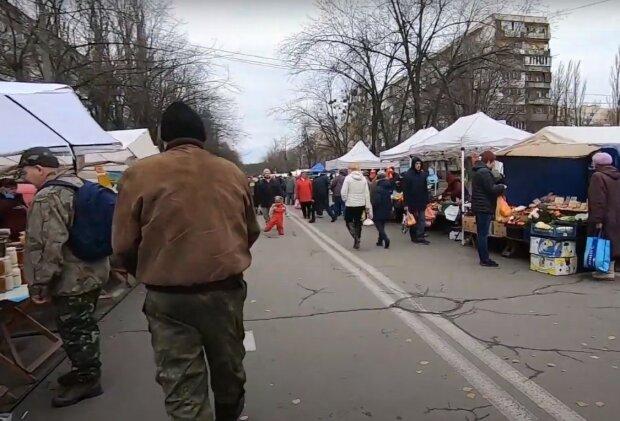 ярмарок, скріншот з відео