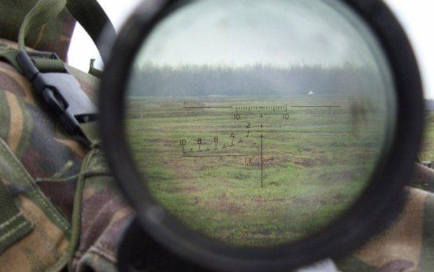 Разведка: боевики попытались дискредитировать воинов АТО