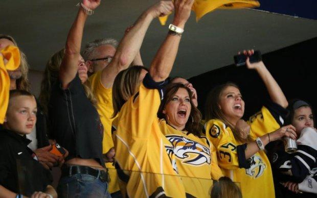 НХЛ: Нешвілл знищив Піттсбург і скоротив відрив у серії