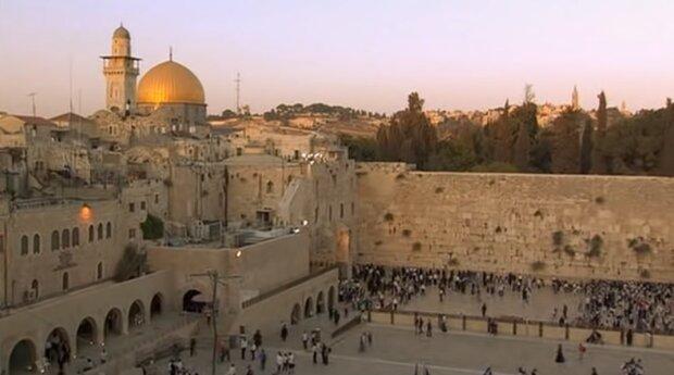 Иерусалим, скриншот: YouTube