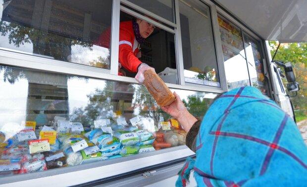 Соціальні кіоски у Києві, фото: Соцпортал