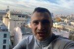 Віталій Кличко, кадр з відео