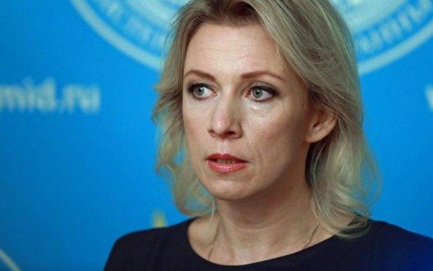 Захарова знову вибухнула брудними погрозами на адресу України
