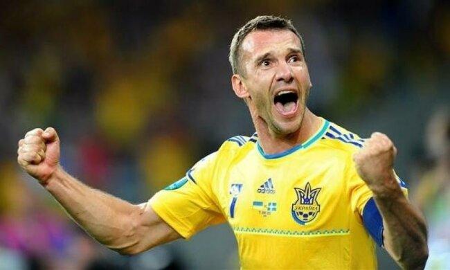 Я повертаюся у великий футбол - Шевченко