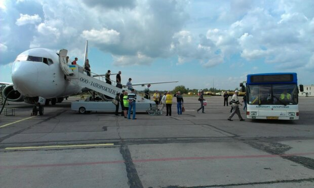 Полетіли: із Запоріжжя в Київ запускають новий авіарейс