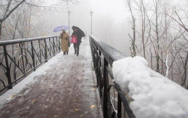 Зима с характером: чего ждать украинцам от погоды