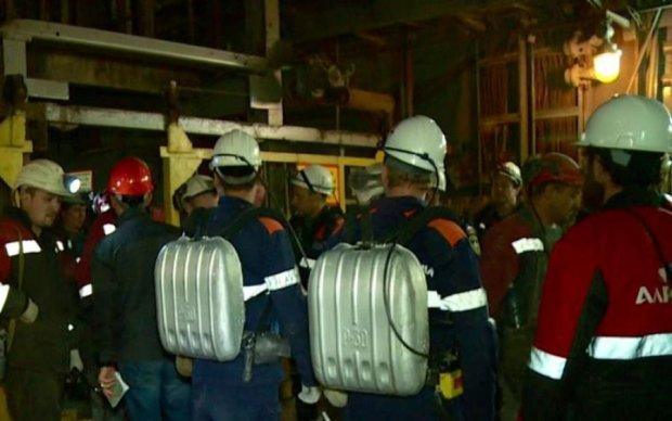 Трагедія прогриміла на українській шахті в святковий день