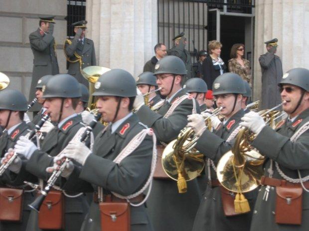 Оркестри з п'яти країн грають сьогодні в парках Києва