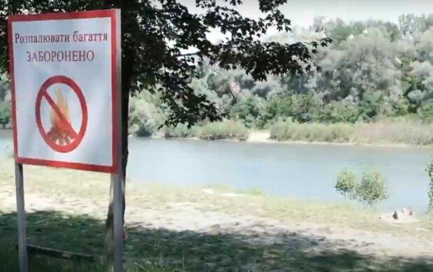 З чернівчан здерли купальники в розпал літа