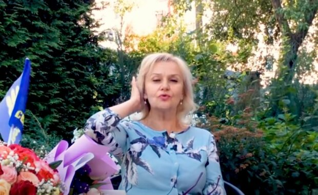 Ірина Фаріон, скріншот: YouTube