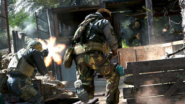 шутер Call of Duty, фото з вільних джерел