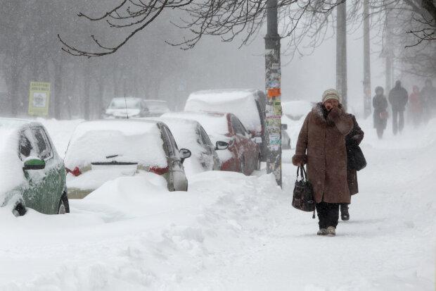 Зима зірве маски в Запоріжжі 30 січня, синоптики прозріли