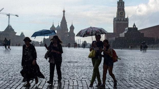 Божья кара: Россию наводнили мерзкие создания, пугающие кадры попали в сеть
