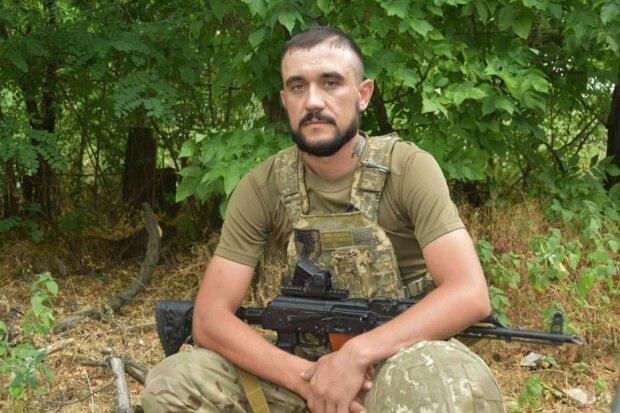 """Воин бросил собственный бизнес ради обороны Украины на Донбассе: """"Чуть не достала пуля"""""""