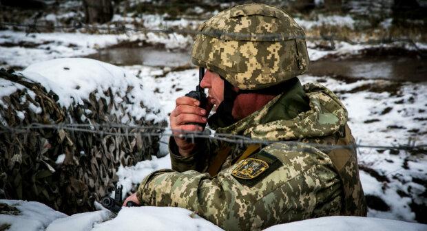 """Путинские наемники 8 раз нарушили """"тишину"""", поливая огнем ураинских защитников на Донбассе"""