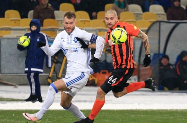 Динамо - Шахтар: Прогноз і ставки букмекерів на матч