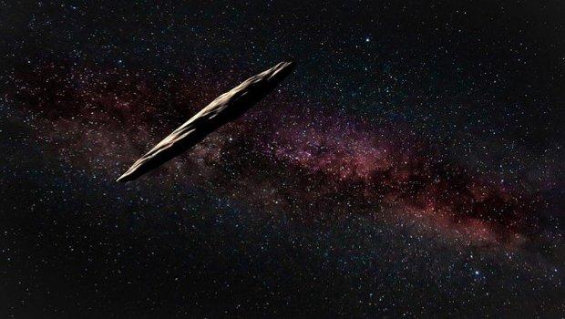 Творіння інопланетян: міжзоряний астероїд шокував вчених