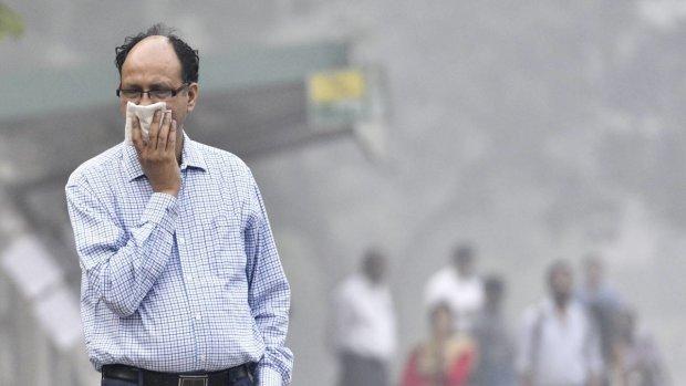 Исследование: грязный воздух насыщен канцерогенами