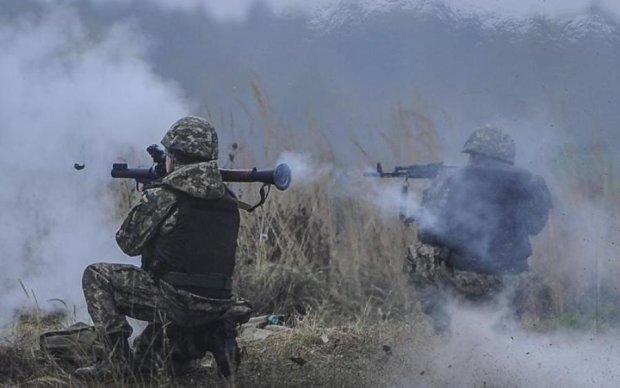 На Донбасі вибух путінської схованки вбив своїх же