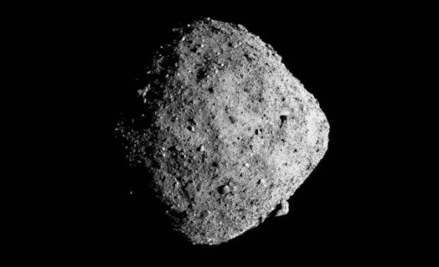 Астероид, фото из открытых источников