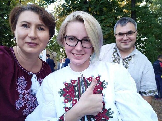 Яна Зинкевич//www.facebook.com/yana.hospitallers