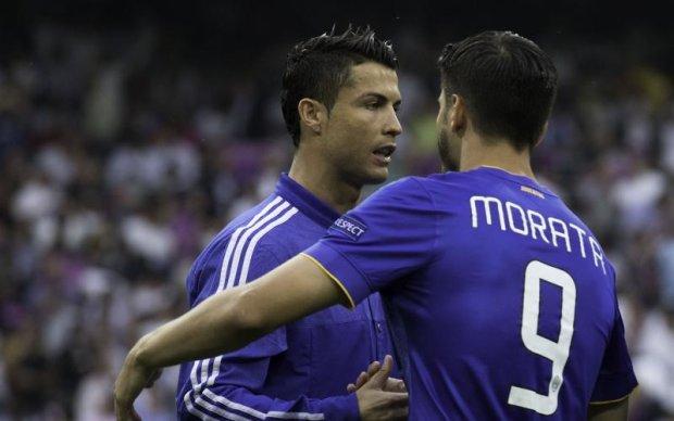 Тренер Манчестер Юнайтед розповів про ситуацію з трансферами Роналду і Морати