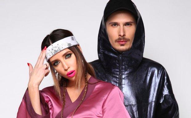 Дорофєєва і Позитив втекли від Дантеса в рожевий туман: пристрасні танці потрапили на відео