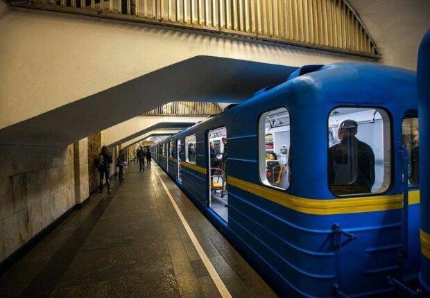 київське метро, фото: 5 канал