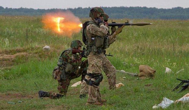 Fearless guardian: уникальная фотохроника украино-американских учений