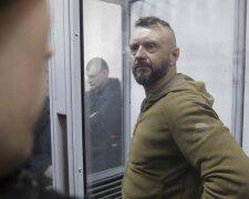 Андрій Антоненко в суді, фото з відкритих джерел