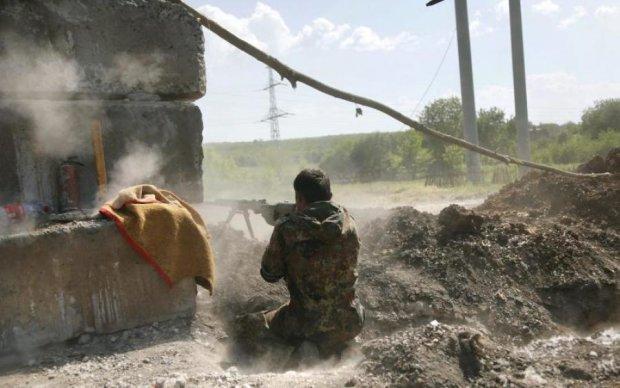 Обострение под Авдеевкой: боевики накрыли огнем украинских воинов