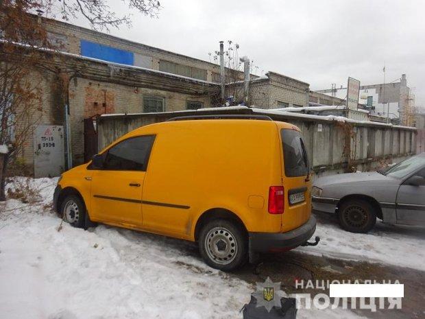 В Киеве опасная банда с кулаками набросилась на полицейских