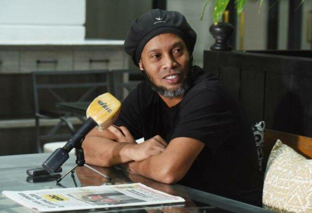 Роналдіньо, фото abc.com.