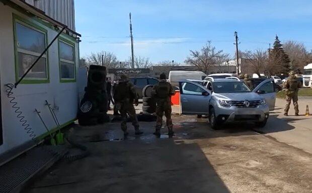 В Киеве поймали похитителей: Facebook Национальная полиция Украины
