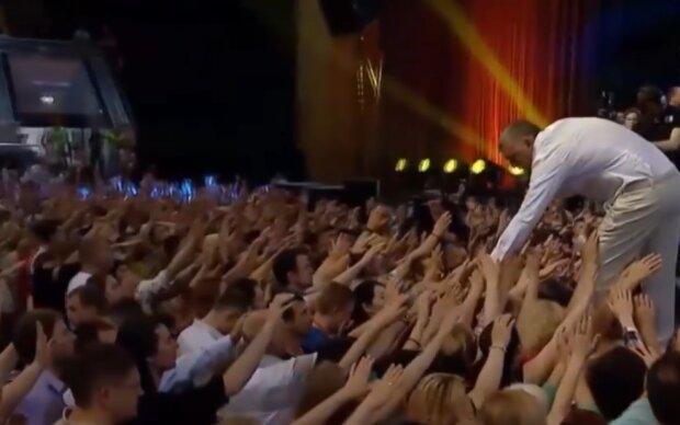 Володимир Мунтян, скріншот з відео