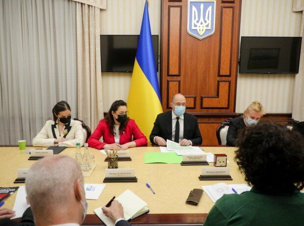 Денис Шмигаль - фото Кабінет Міністрів України