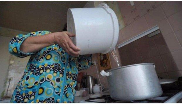У Львові вимикають воду