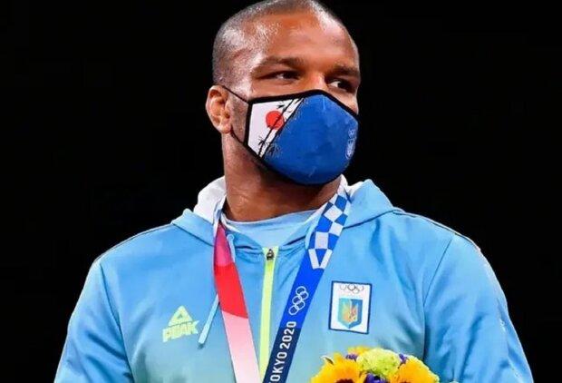Дзідзьо потужно привітав Жана Беленюка із золотом на Олімпіаді в Токіо: з ним - уся Україна