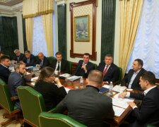 Координаційна нарада в ОП, фото: Офіс Президента