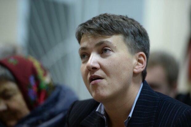 Скандальна Савченко знайшла собі нове покликання: з біржі праці в телеведучі, відео