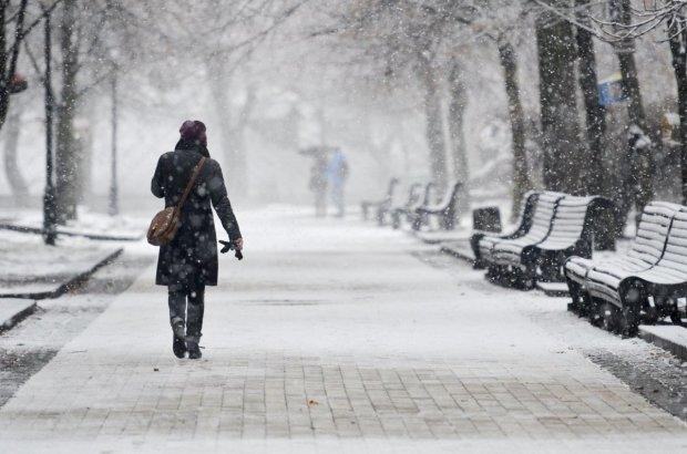 Украину захлестнет настоящая зима: морозы до -30