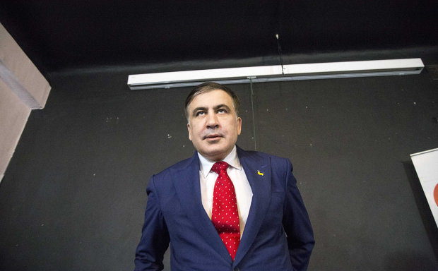 """Саакашвили назвал первую пятерку своей партии """"Движение новых сил"""": список имен и должностей"""