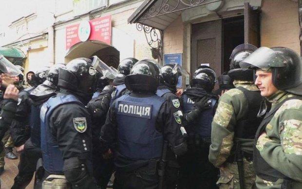 Массовые беспорядки в столице: политсила взяла на себя ответственность