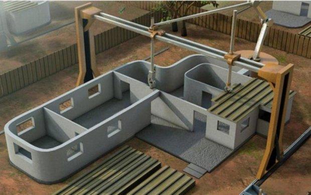 3D-печать воплотит представления об идеальном доме в реальность