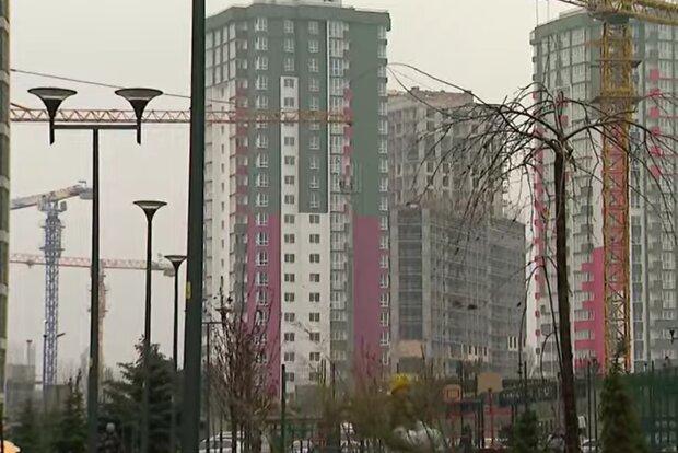 Новобудова, кадр з відео