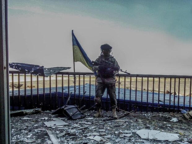 Бої за Донецький аеропорт, facebook.com/usofcom
