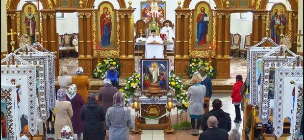 Церква, фото: скріншот з відео
