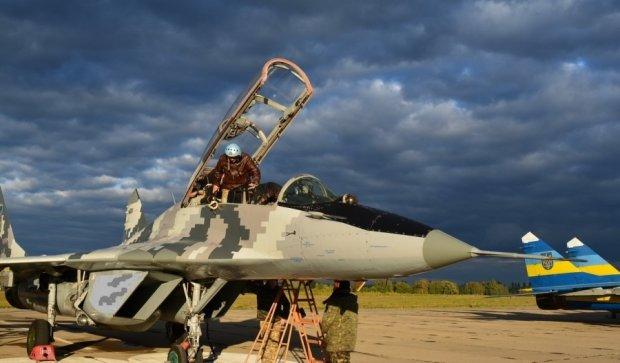 Украинские пилоты показали боевое мастерство